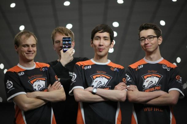 Virtus.pro распустила состав по Hearthstone Hearthstone: Heroes of Warcraft